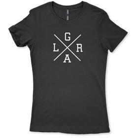 Loose Riders LRXGA SS Shirt Women, negro